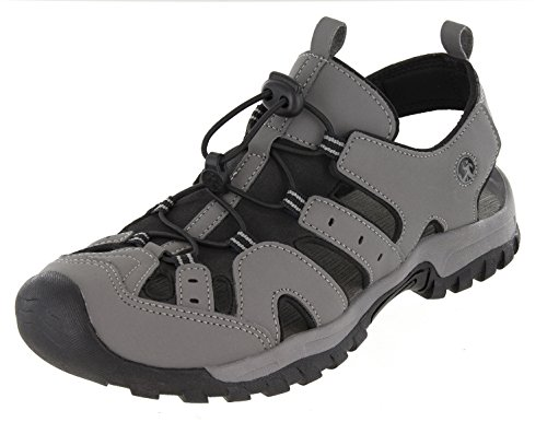 c4a9b4513c92 ATIKA Men s Sports Sandals Trail Outdoor Water Shoes 3Layer Toecap ...