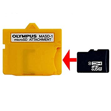 DP Design® - Adaptador/convertidor para tarjeta de memoria ...