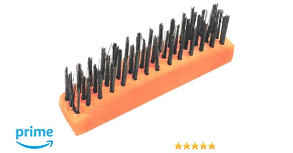 Carbon Steel Forney 70501 Wire Scratch Brush Replacement fits Forney 70500