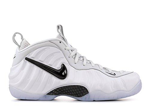 Black Foamposite Qs Fitness Scarpe Nike Multicolore Grey 001 Air vast Uomo Da Pro As fwqq7UT