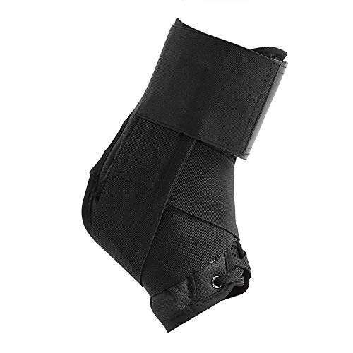 Leyeet Breathable Orthosis Ankle Brace Support Protection Corrector Sprain Arthritis Recovery (Size : L)