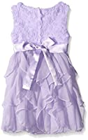 American Princess Girls' Sequin Corkscre...