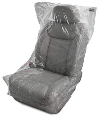 Slip N' Grip Seat Covers, Value 500ct ()
