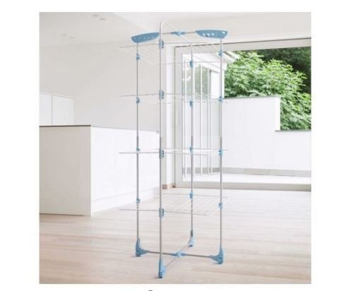 Generic troage Dryerry Han Hanger Indoor Tall Tower Clothes Dry Foldable Drying Rack Laundry Stroage Dryer Tall Tower