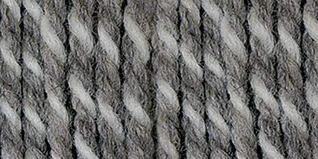 Patons  Classic Wool Bulky Yarn - (5) Bulky Gauge 100% Wool - 3.5oz -  Dark Grey -   For Crochet, Knitting & Crafting (Knitting Yarn Knitting Wool)