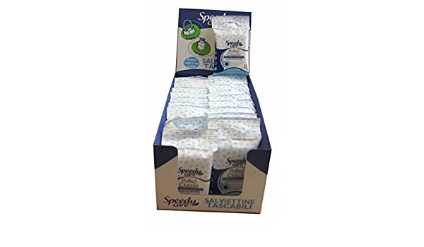 Speedycare Toallitas de bolsillo limpia chupetes - 24 paquetes ...