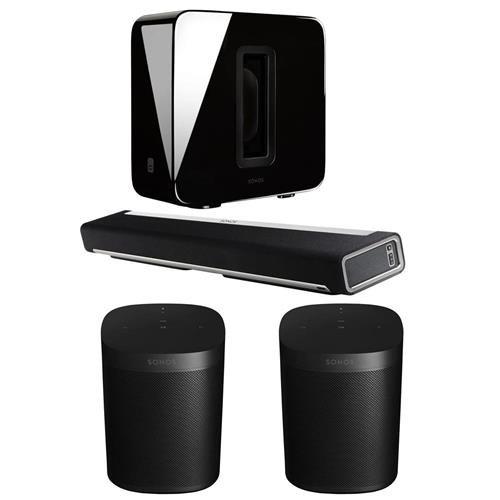 Crash Bar Speakers - 9
