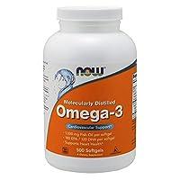 AHORA Omega-3 1000 miligramo, 500 softgels