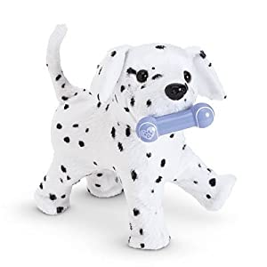 American Girl Pet - Dalmatian Puppy - Truly Me 2015 - 41fOLMHvBRL - American Girl Pet – Dalmatian Puppy – Truly Me 2015 Toy, White