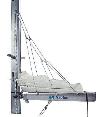 NAUTOS 001/ /Kleine Gr/ö/ße/ /Lazy Jack Typ A/ /f/ür Segelboote bis zu 31/-Kit von NAUTOS