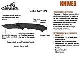 Gerber Hinderer CLS-Rescue Knife, Serrated
