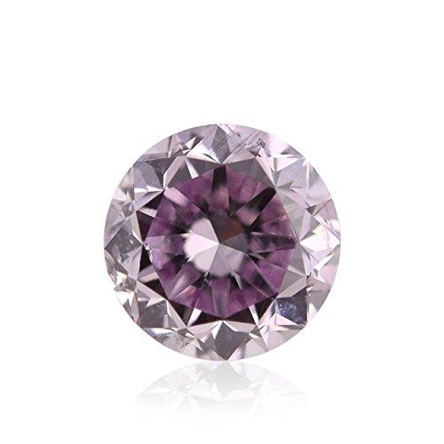 0.28 Ct Pink Diamond - 8