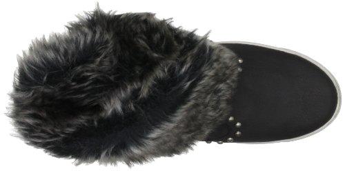 Pepe Jeans New Harriet PFS10688, Damen Stiefel Schwarz (Black)
