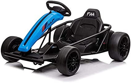 Details about  /Electric 12V Double Drive Motor Go Kart For Boys And Girls Race Car Drifting