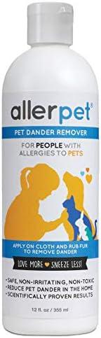 Allerpet Haustier-Allergen-Entferner, 12 Stück