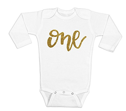 ay Shirt One Shirt One Bodysuit (12-18M Long Sleeve) ()