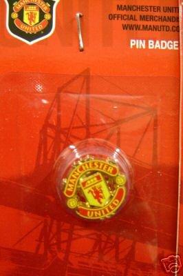 Manchester United Pin Logo