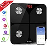 Digital Body Fat Weight Scale - FDA Approved - Smart...