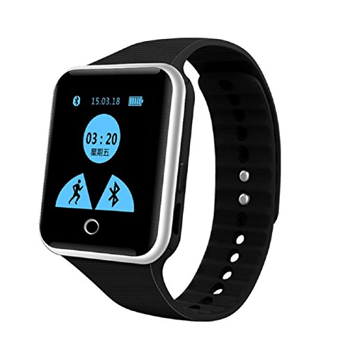 UZOU Bluetooth Smart Watch for IOS, Android, Symbian, Blackberry OS and Windows Phone