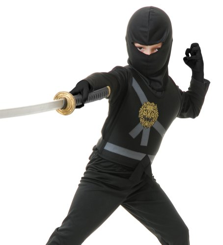 Ninja Avengers Ninjago Series Halloween Costume (M
