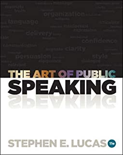 The Art of Public Speaking, 11th Edition (0073406732) | Amazon Products