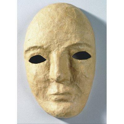 Paper Mache Mask [Set of 3]