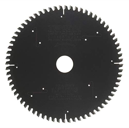 Tenryu PSA-21068D3 210mm Plunge-Cut Saw Blade 68T for FESTOOL TS75 (Tenryu Saw Blade For Festool)