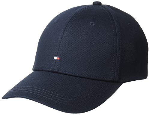 Tommy Jeans Men's Classic BB Dad Hat, Midnight, OS