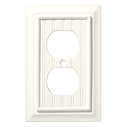 wall outlet cover plate blue - 2