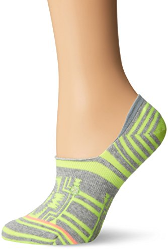 Stance Women's Super Invisible Sock, Sun Up Lime, One Size
