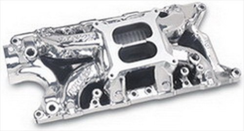 - EDELBROCK 75214 Performer Rpm Air-Gap Intake Manifold
