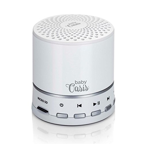Baby Oasis Bluetooth BST-100B, Doctor Approved White Noise, Soothing Sound Sleeping Aid Healthy Baby Sleep Machine For Babies And Young Children