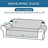 H.VERSAILTEX 100% Waterproof Sofa Protector Cover