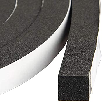 Thick Foam Tape Weather Stripping For Windows And Doors