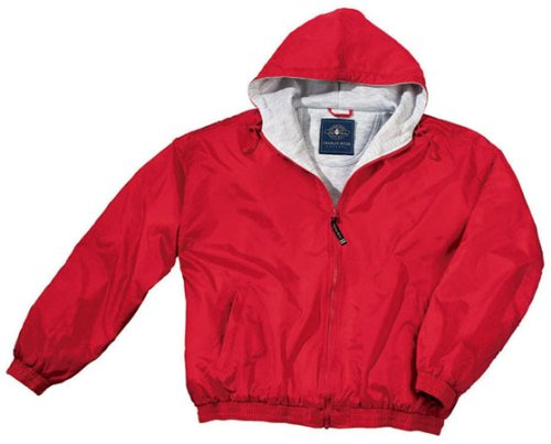 Charles River Apparel The Performer Collection Performer Nylon Jacket from Red