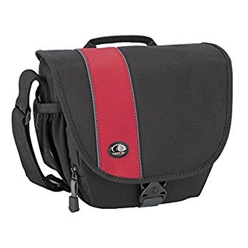 Tamrac 3442 Rally 2 Camera Bag  Black/Red