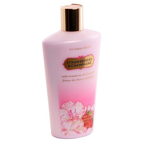 BODY LOTION Victoria's Secret Strawberries Champagne Hydr...