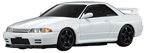 Kyosho ASC MR-03N-RM Nissan Skyline GT-R (R32) White MZP153W-B