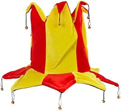 Eurowebb gorro duende bandera español a 14 Cascabeles – Disfraz Aficionado España: Amazon.es: Electrónica