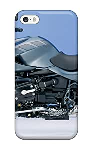 8859476K41145273 Premium Protection Bmw Motorcycle Case Cover For Iphone 5/5s- Retail Packaging