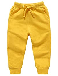 Baby Boys Girls Pants Kid Toddler Cotton Hiphop Harem Pants Infant Sport Jogger