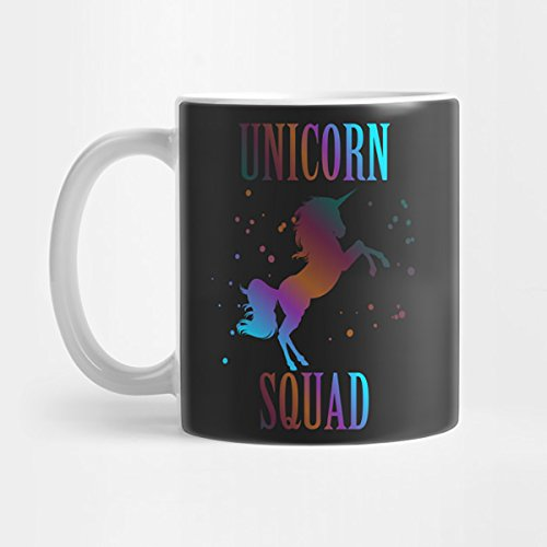 Artsonia Unicorn Squad Enchanted Rainbow Fantasy Fairy Tale Mug