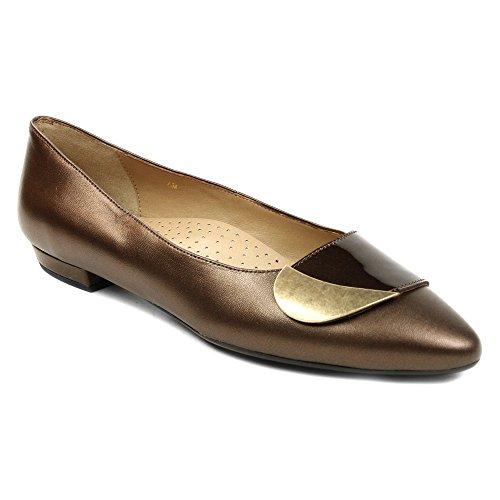 Gent Flats Castagna Pearl VANELi Women's Shoes Patent Nappa Trim match gold 7SqES4I5nW