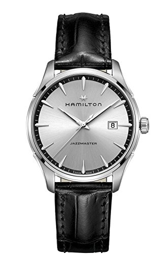 HAMILTON watch jazz master stringent Date H32451751 Men's Watch