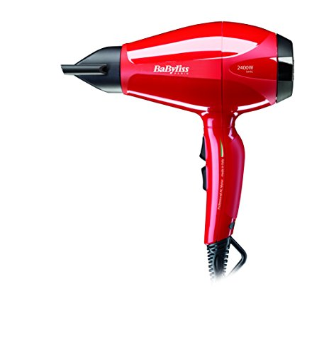 BaByliss 6615E Pro Intense - Secador de pelo, 2400 W,...