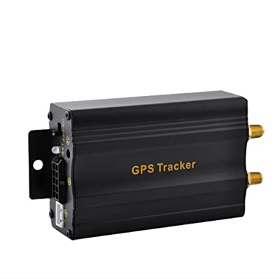 SpyGear-GPS Tracker - Data Logger, for Fleet Management, Vehicle Protection, GSM, Quad-band Connectivity - CV