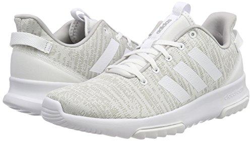 Blanc Cloudfoam gris Baskets Un Hommes Chaussures Tr Deux Gris Adidas Racer zBPEwYq
