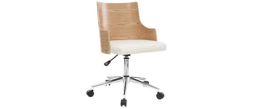 Miliboo - Sillones de oficina precios bajos Mayol chaise de ...