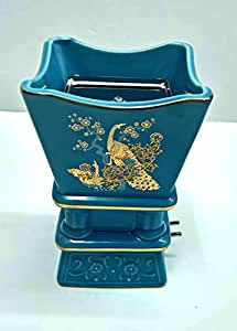 Japanese Small Incense Burner - Blue