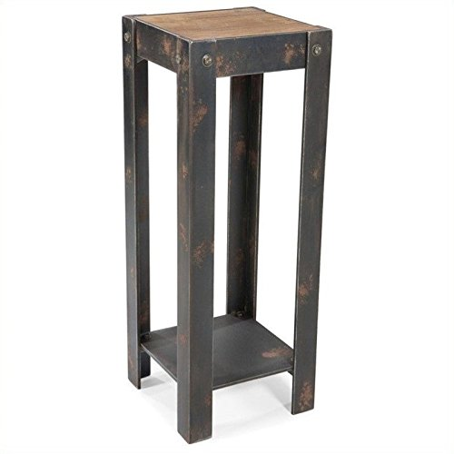 Moe's Home Collection Bolt Plant Stand, Natural by Moe's Home Collection